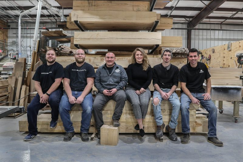Rustic Elements Furniture Team