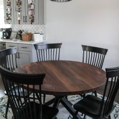 Rustic Elements Furniture - Double Metal X