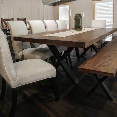 Rustic Elements Furniture - Metal X