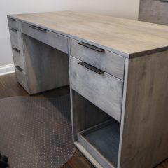 Rustic Elements Furniture - Hard Maple Desk