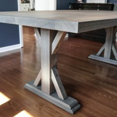 Rustic Elements Furniture - Thomas Pedestal