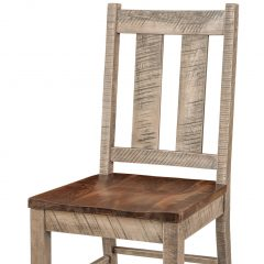 Rustic Elements Furniture - Alamo Side Chair