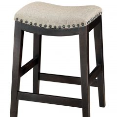 Rustic Elements Furniture - Cartel Stationary Counter Stool