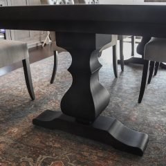 Rustic Elements Furniture - Tuscan Pedestal