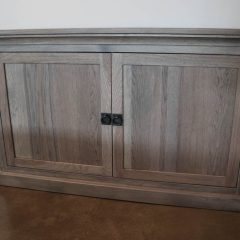 Rustic Elements Furniture - Hickory Buffet