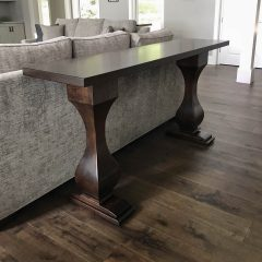 Rustic Elements Furniture - Console Table