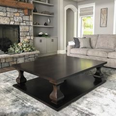 Rustic Elements Furniture - Coffee Table