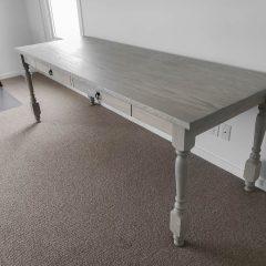 Rustic Elements Furniture - Ash Desk