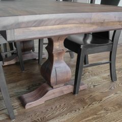 Rustic Elements Furniture - Tuscan Pedestal