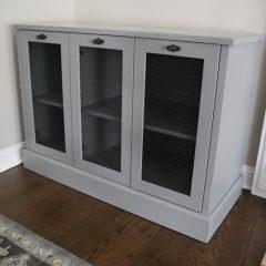 Rustic Elements Furniture - Media Center