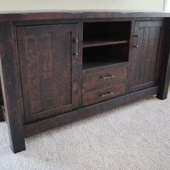 Rustic Elements Furniture - Houston Media Center