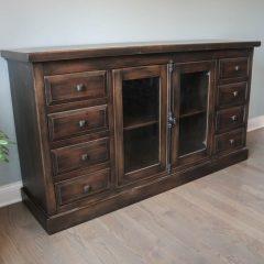 Rustic Elements Furniture - Modified Allison Buffet