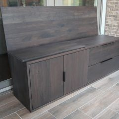 Rustic Elements Furniture - Media Cabinet