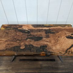 Rustic Elements Furniture - Epoxy Table