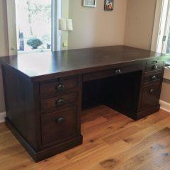 Rustic Elements Furniture - Custom Desk