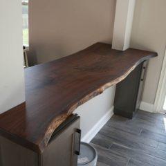 Rustic Elements Furniture - Walnut Slab Top