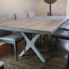 Rustic Elements Furniture - Modified Brewer Pedestal